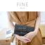 กระเป๋าสตางค์ผู้หญิง FINE สีเขียว thumbnail 17