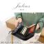 กระเป๋าสตางค์ผู้หญิง JULIUS สีม่วง thumbnail 12