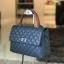 กระเป๋าหนัง C Coco Caviar Lambskin (น้ำเงินหูแดง) thumbnail 1