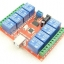 8 channel 12V relay module /computer USB control switch / free driver / PC Intelligent Controller thumbnail 2