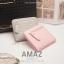 กระเป๋าสตางค์ผู้หญิง แบบบาง รุ่น AMAZ SlimII สีชมพู thumbnail 11
