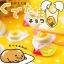 พร้อมส่ง ** Gudetama Chocolate ช็อคจิ๋วรูปไข่ขี้เกียจกุเดทามะ กล่องใหญ่ 80 ชิ้น (ช็อคโกแลตทนร้อนได้ ไม่ละลาย) thumbnail 3