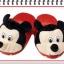 รองเท้าใส่ในบ้านOffice Mickey Mouse(รหัส 09) นุ่มๆ อุ่นๆเท้า น่ารักมากๆค่ะ (แบบหน้ายื่น) ขนาดfree size รองเท้าใส่ในบ้าน ส่งฟรี ems thumbnail 1