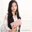 กระเป๋าสตางค์ผู้หญิง รุ่น LETTER สีชมพู thumbnail 11