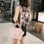กระเป๋าสะพายข้าง รุ่น LIZA สีดำ thumbnail 4