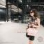 กระเป๋าสะพายข้าง รุ่น LIZA สีดำ thumbnail 7