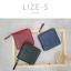 กระเป๋าสตางค์ผู้หญิง LIZE-S สีเขียว thumbnail 16