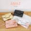 กระเป๋าสตางค์ผู้หญิง ขนาดกลาง รุ่น AMAZ สีม่วง thumbnail 15