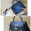 กระเป๋า hermes Kelly 28 (Turquoise) thumbnail 5