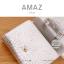 กระเป๋าสตางค์ผู้หญิง ขนาดกลาง รุ่น AMAZ สีม่วง thumbnail 20