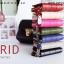 กระเป๋าสตางค์ผู้หญิง GRID สีเขียวเข้ม thumbnail 4