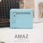 กระเป๋าสตางค์ผู้หญิง แบบบาง รุ่น AMAZ SlimII สีชมพู thumbnail 16