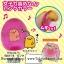พร้อมส่ง ** Sanrio Gudetama Gunya Gunya *EGG* Squeeze Mascot [Pink] สกุชี่กุเดะทามะ ไข่ขี้เกียจสุดน่ารัก บีบๆ นุ่มนิ่ม น่ารัก (ทานไม่ได้) (สีชมพู) thumbnail 1