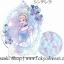 พร้อมส่ง ** Disney Princess Bloom Shower Bath Petal [Cinderella - Viola] ดอกไม้หอมกลิ่นวิโอลา มาในแพคเกจรูปเจ้าหญิงซินเดอเรลล่า ใช้โปรยลงอ่างอาบน้ำเพื่อทำให้น้ำมีกลิ่นหอมอโรม่าและอ่างอาบน้ำฟองฟู่ thumbnail 1