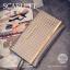 กระเป๋าคลัชท์ผู้หญิง รุ่น SCARLETT สีทอง thumbnail 2