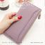 กระเป๋าสตางค์ผู้หญิง รุ่น CLASSIC สีชมพู thumbnail 11
