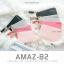 กระเป๋าสตางค์ผู้หญิง ทรงถุง รุ่น AMAZ-B2-L สีชมพูเข้ม thumbnail 7