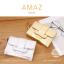 กระเป๋าสตางค์ผู้หญิง ขนาดกลาง รุ่น AMAZ สีม่วง thumbnail 18