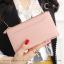 กระเป๋าสตางค์ผู้หญิง รุ่น CLASSIC สีชมพู thumbnail 16