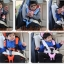 C10121 คาร์ซีพกพา แบบเบาะรองนั่งหนานุ่ม (1-8ปี) thumbnail 6