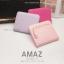 กระเป๋าสตางค์ผู้หญิง แบบบาง รุ่น AMAZ SlimII สีชมพู thumbnail 6