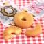 พร้อมส่ง ** Petit Donut Biscuit บิสกิตจิ๋วรูปโดนัท 1 ห่อใหญ่ (100 ชิ้น) thumbnail 3