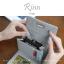 กระเป๋าสตางค์ผู้หญิง ใบสั้น รุ่น RINN สีชมพู thumbnail 4