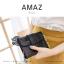 กระเป๋าสตางค์ผู้หญิง ขนาดกลาง รุ่น AMAZ สีม่วง thumbnail 25