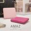 กระเป๋าสตางค์ผู้หญิง แบบบาง รุ่น AMAZ SlimII สีชมพู thumbnail 5