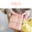 กระเป๋าสตางค์ผู้หญิง ขนาดกลาง รุ่น AMAZ สีม่วง thumbnail 24