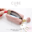 กระเป๋าสตางค์ ใส่เหรียญ รุ่น CUBE สีม่วง thumbnail 22