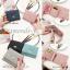 กระเป๋าสตางค์ผู้หญิง ใบสั้น รุ่น DIAMONDS-S สีดำ thumbnail 7