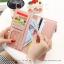 กระเป๋าสตางค์ผู้หญิง รุ่น CLASSIC สีชมพู thumbnail 19