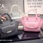 กระเป๋าสะพายข้าง รุ่น LIZA สีเงิน thumbnail 12