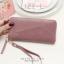 กระเป๋าสตางค์ผู้หญิง LIZE-L สีชมพู thumbnail 23