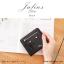 กระเป๋าสตางค์ผู้หญิง JULIUS Slim สีเขียวมิ้นท์ thumbnail 10