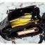 กระเป๋าหนังวัว ทรงขนมจีบ (Black) thumbnail 12