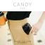 กระเป๋าสตางค์ผู้หญิง ใบสั้น รุ่น CANDY สีฟ้าเรโทร thumbnail 14