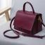 กระเป๋าหนังวัว Boyy Bags LUCAS (Wine red) thumbnail 3