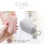 กระเป๋าสตางค์ ใส่เหรียญ รุ่น CUBE สีม่วง thumbnail 18