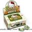พร้อมส่ง ** Hello Kitty Chocolate [Matcha] ช็อคจิ๋วรูปคิตตี้รสชาเขียว กล่องใหญ่ 50 ชิ้น (ช็อคโกแลตทนร้อนได้ ไม่ละลาย) thumbnail 1