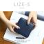 กระเป๋าสตางค์ผู้หญิง LIZE-S สีเขียว thumbnail 22