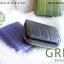 กระเป๋าสตางค์ผู้หญิง GRID สีเขียวเข้ม thumbnail 8