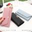 กระเป๋าสตางค์ผู้หญิง รุ่น LETTER สีชมพู thumbnail 4