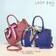 กระเป๋าสะพายข้าง กระเป๋าถือ รุ่น LADY BAG thumbnail 1