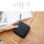 กระเป๋าสตางค์ผู้หญิง LIZE-S สีเขียว thumbnail 5