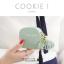 กระเป๋าสตางค์ ใส่เหรียญ รุ่น COOKIE I สีดำ thumbnail 8