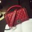 กระเป๋าหนัง Red happy Summer 10 นิ้ว thumbnail 3