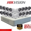 Hikvision ชุดกล้องวงจรปิด HD720P (DS-2CE16C0T-IR x 16, DS-7116HGHI-F1 x 1) HIKVISION SET 16Channel Turbo HD 720P 16 Camera 1 DVR thumbnail 1