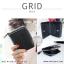 กระเป๋าสตางค์ผู้หญิง GRID สีเขียวเข้ม thumbnail 7